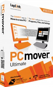 PCmover Ultimate Left